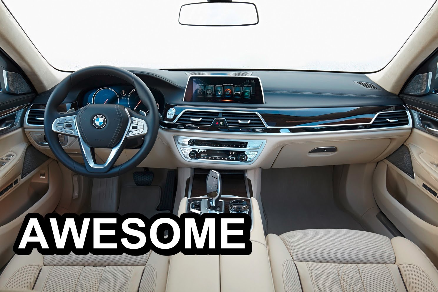 BMW 7 Series VI (G11/G12) 2015 - now Sedan #6