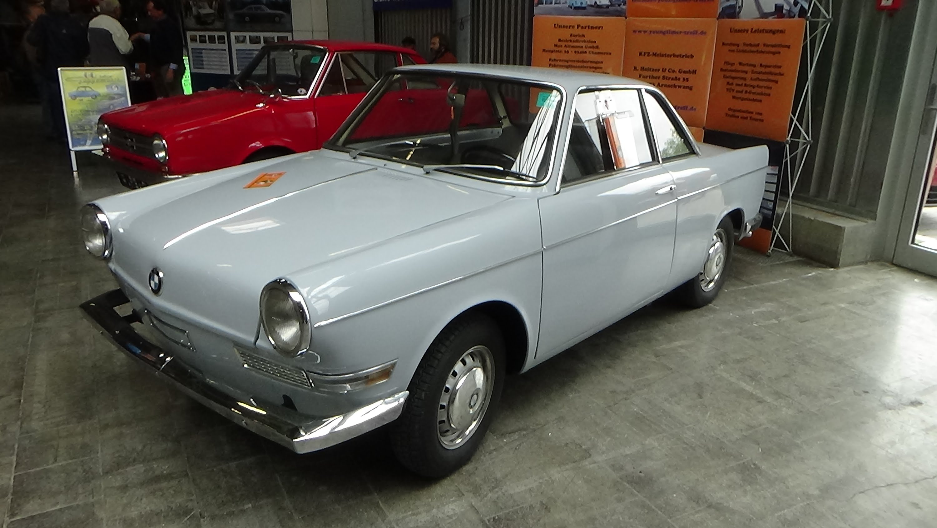 BMW 700 1959 - 1965 Coupe #2