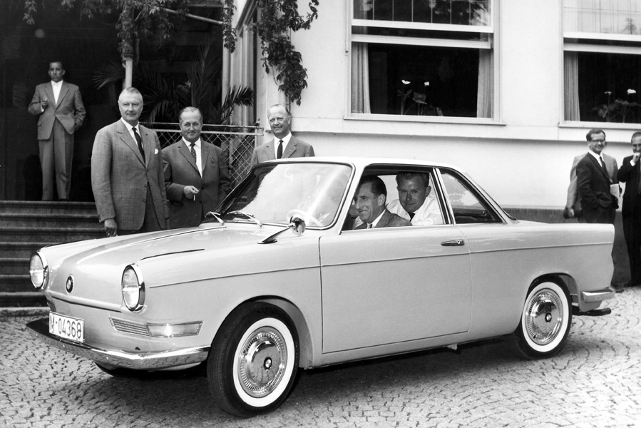 BMW 700 1959 - 1965 Coupe #4