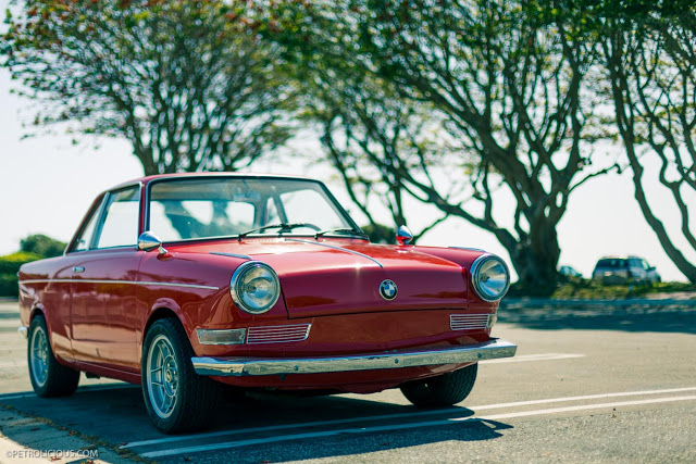 BMW 700 1959 - 1965 Coupe #7