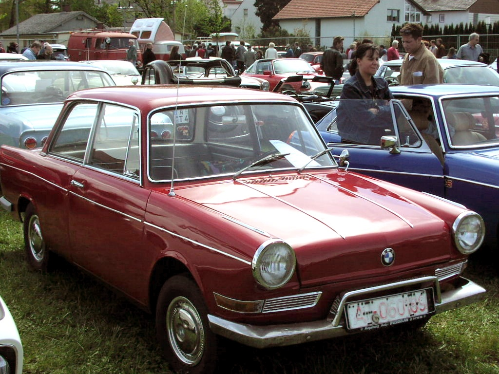 BMW 700 1959 - 1965 Coupe #6
