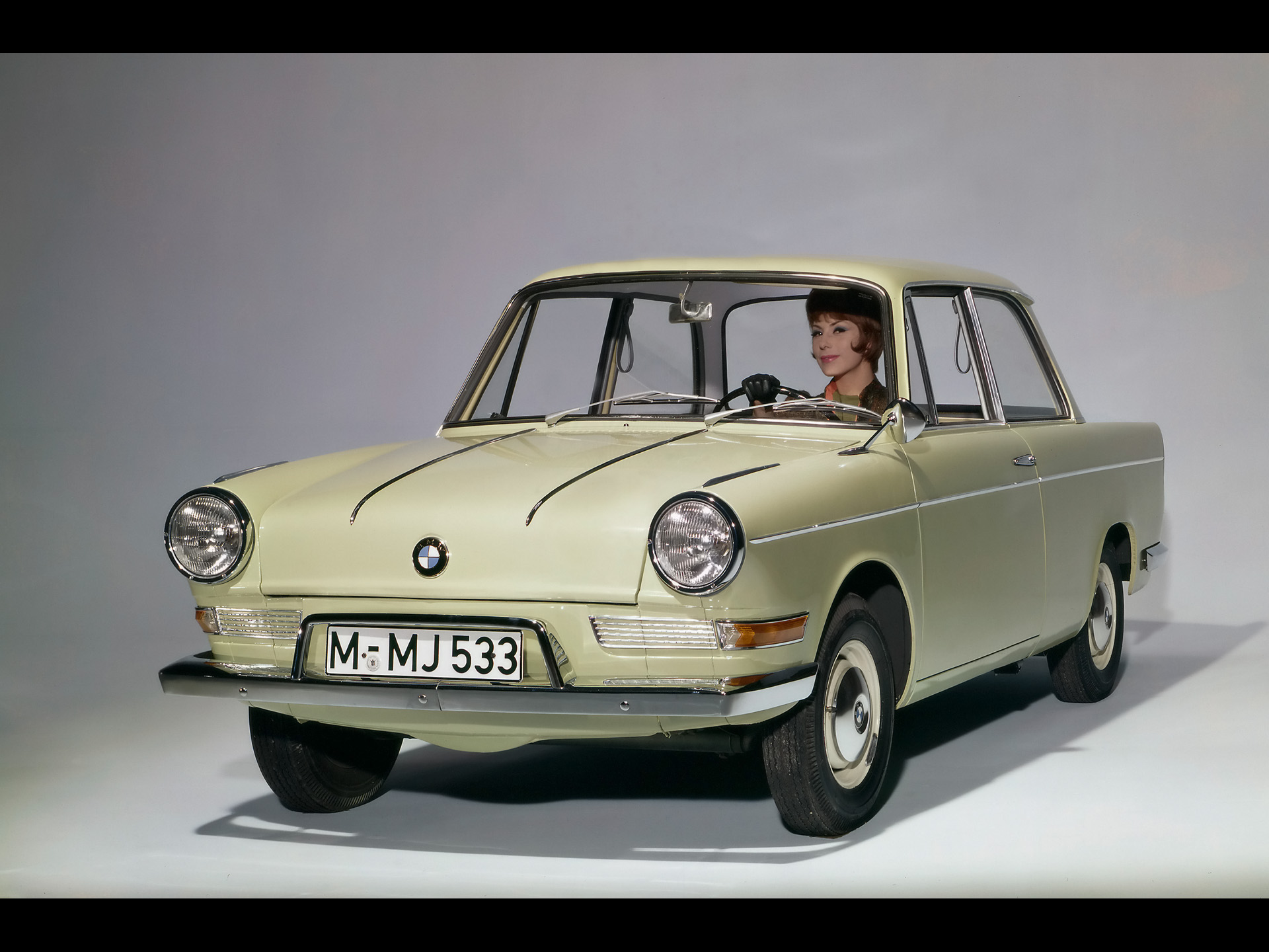 BMW 700 1959 - 1965 Coupe #3