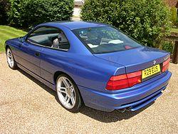BMW 8 Series E31 1989 - 1999 Coupe-Hardtop #6
