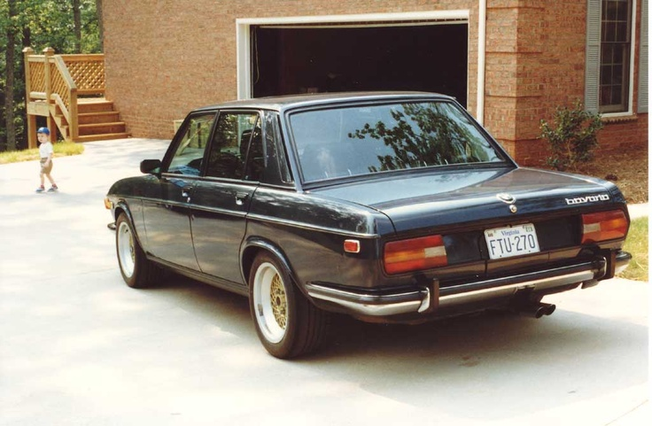 BMW E3 1968 - 1977 Sedan #7