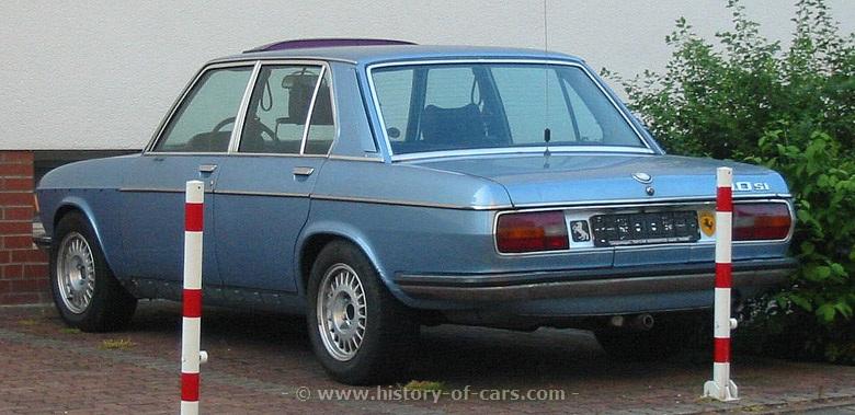BMW E3 1968 - 1977 Sedan #2