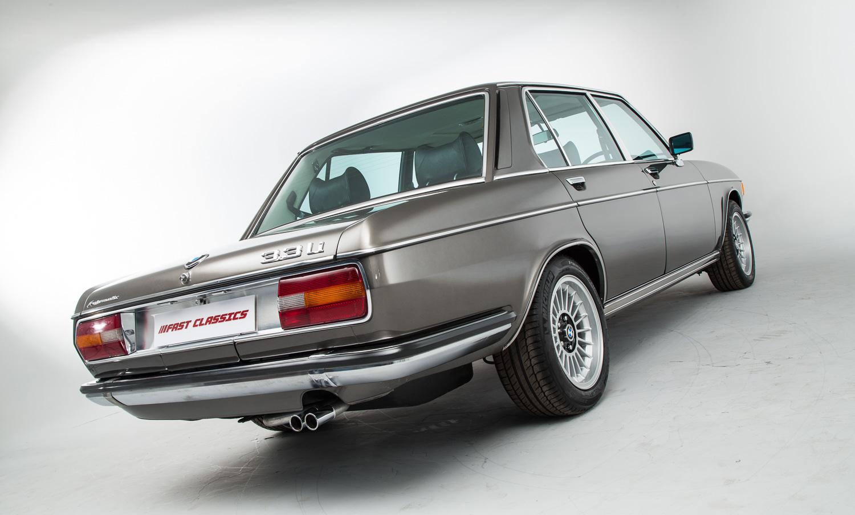 BMW E3 1968 - 1977 Sedan #1