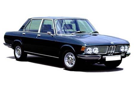 BMW E3 1968 - 1977 Sedan #6