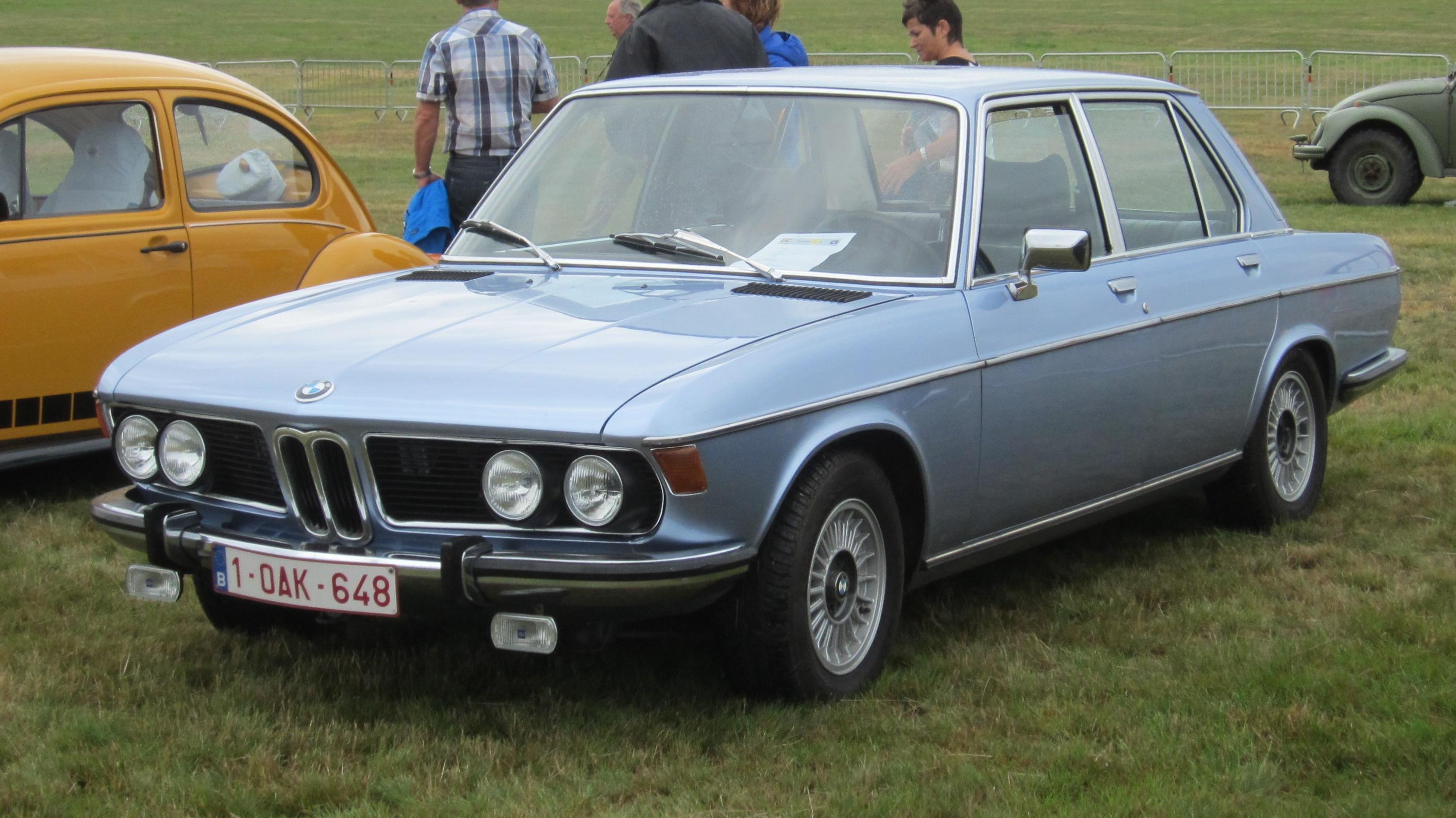 BMW E3 1968 - 1977 Sedan #4
