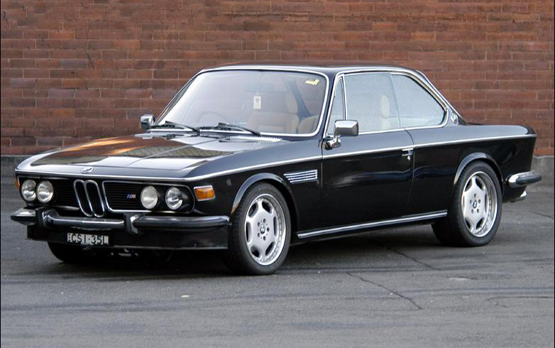 BMW E9 1968 - 1975 Coupe #6