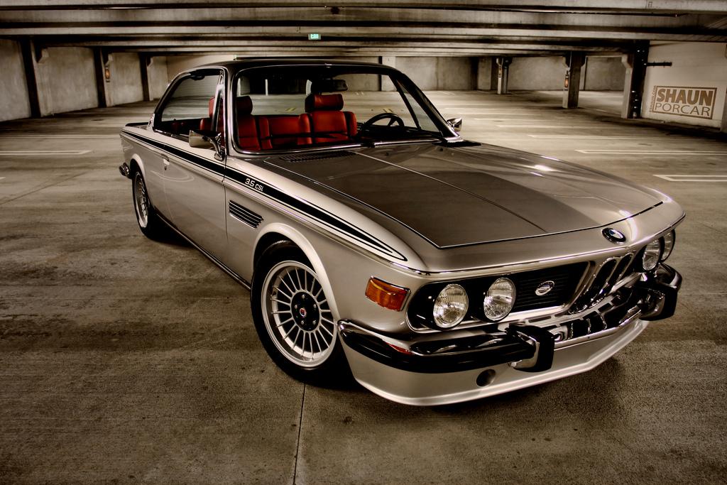 BMW E9 1968 - 1975 Coupe #2