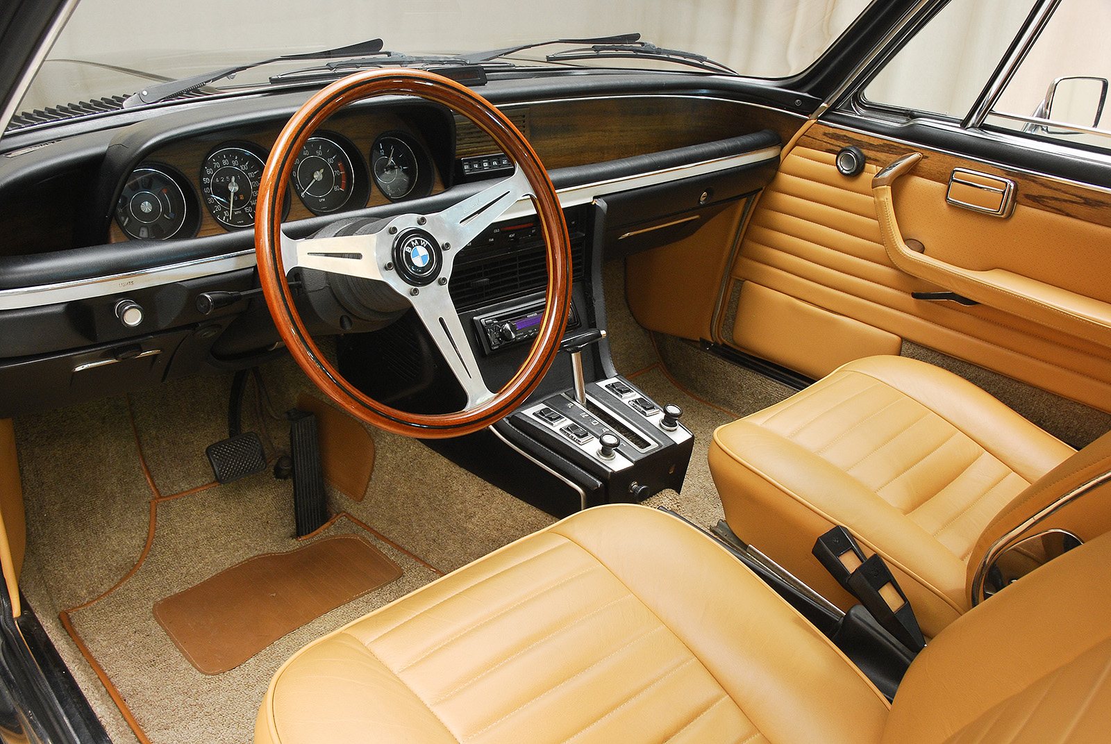 BMW E9 1968 - 1975 Coupe #3