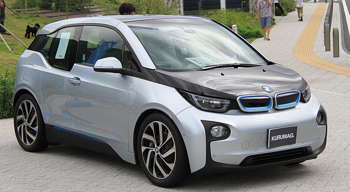 BMW i3 I (I01) 2013 - now Hatchback 5 door #7