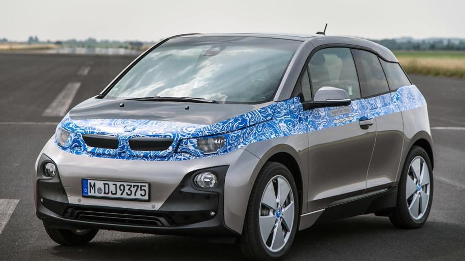 BMW i3 I (I01) 2013 - now Hatchback 5 door #1