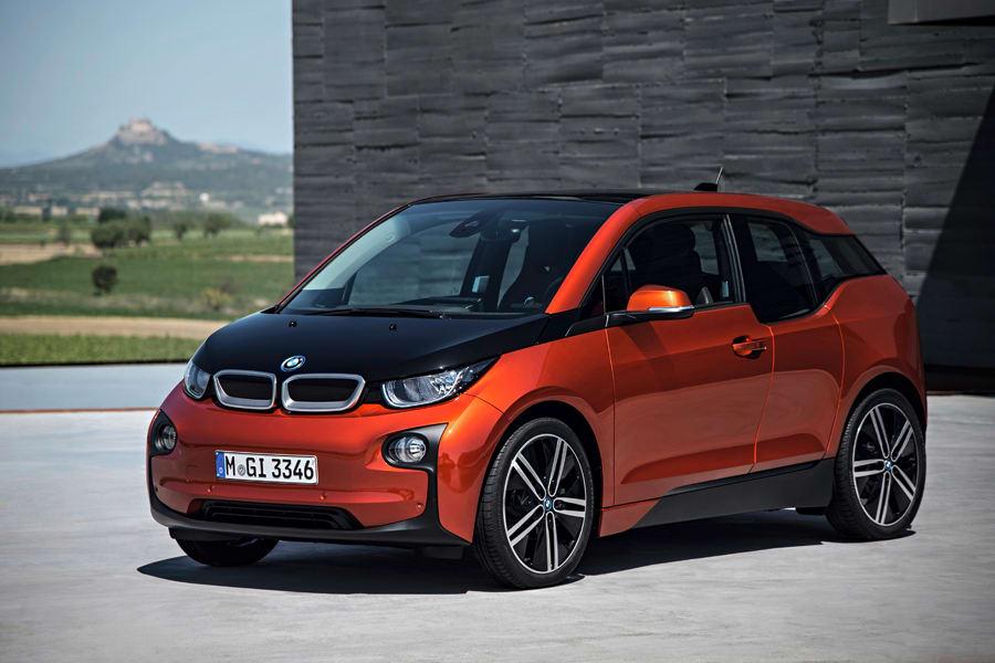 BMW i3 I (I01) 2013 - now Hatchback 5 door #8