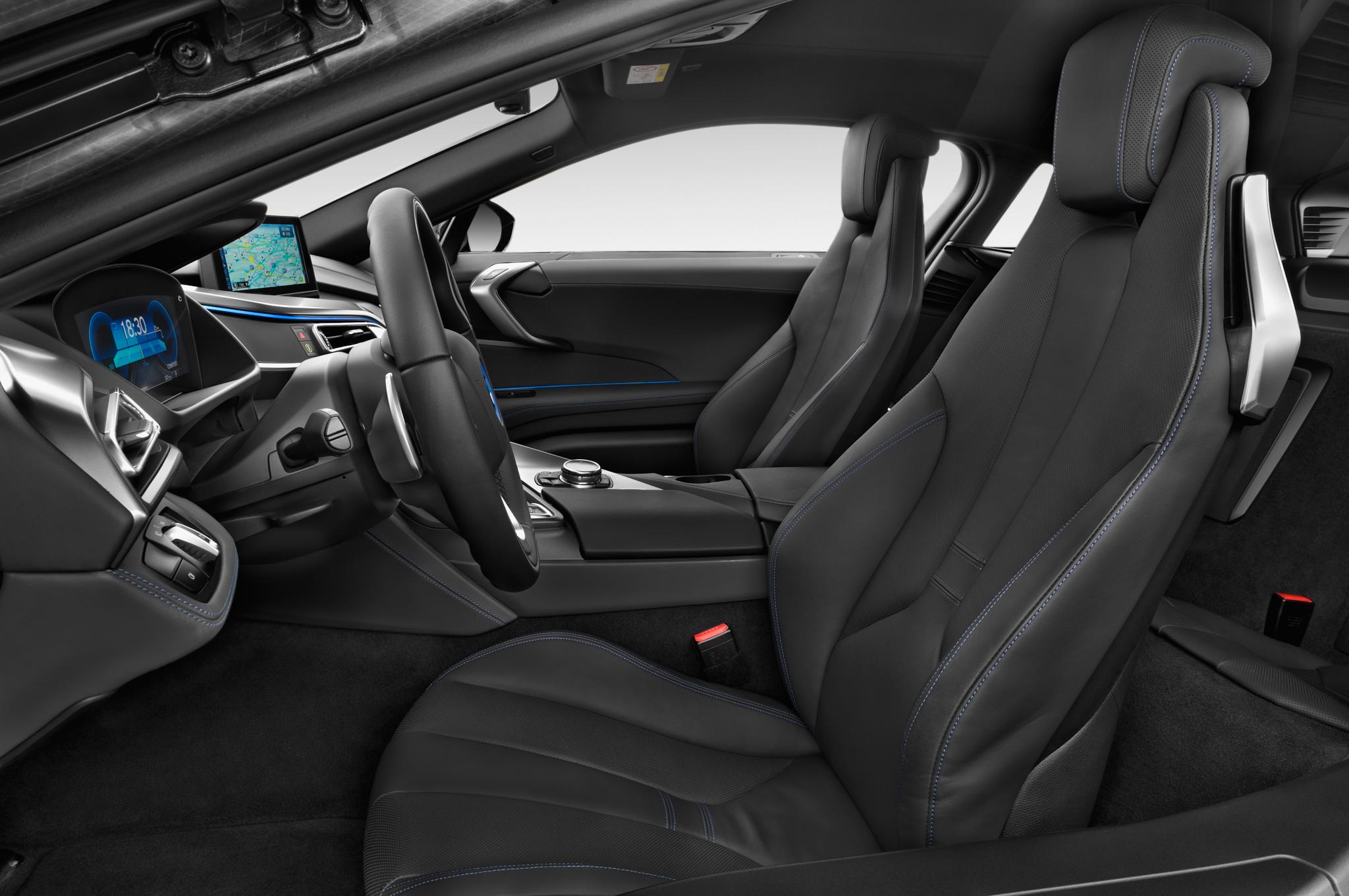 BMW I8 I 2014