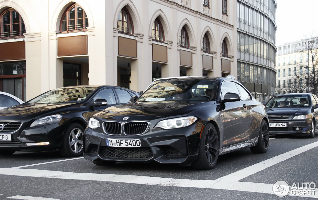BMW M2 F87 2015 - now Coupe #4