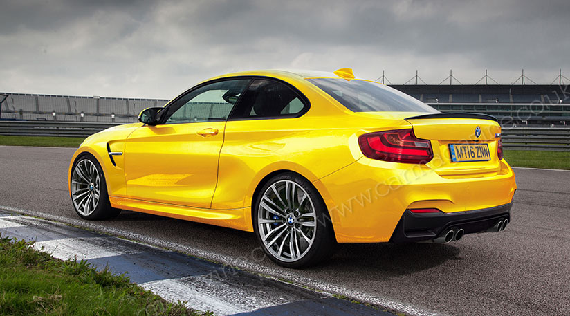 BMW M2 F87 2015 - now Coupe #3