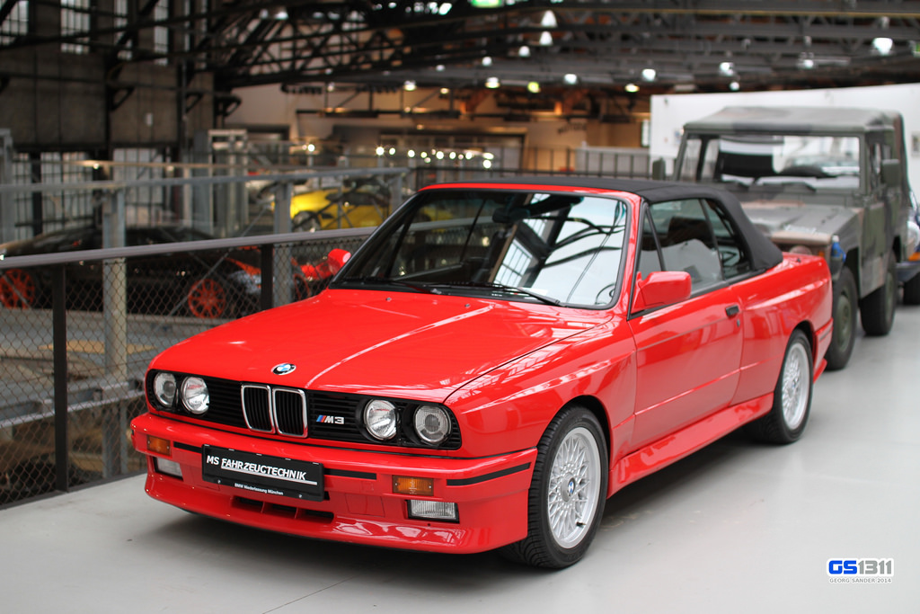 BMW M3 I (E30) 1986 - 1991 Cabriolet #6