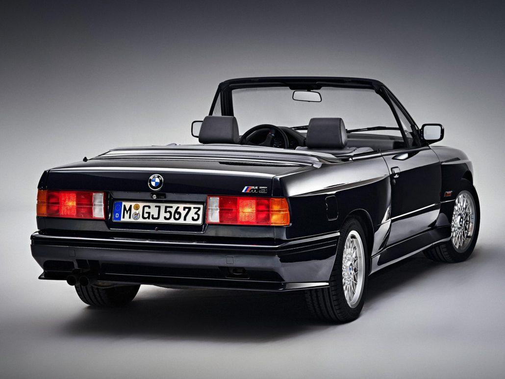 BMW M3 I (E30) 1986 - 1991 Cabriolet #1