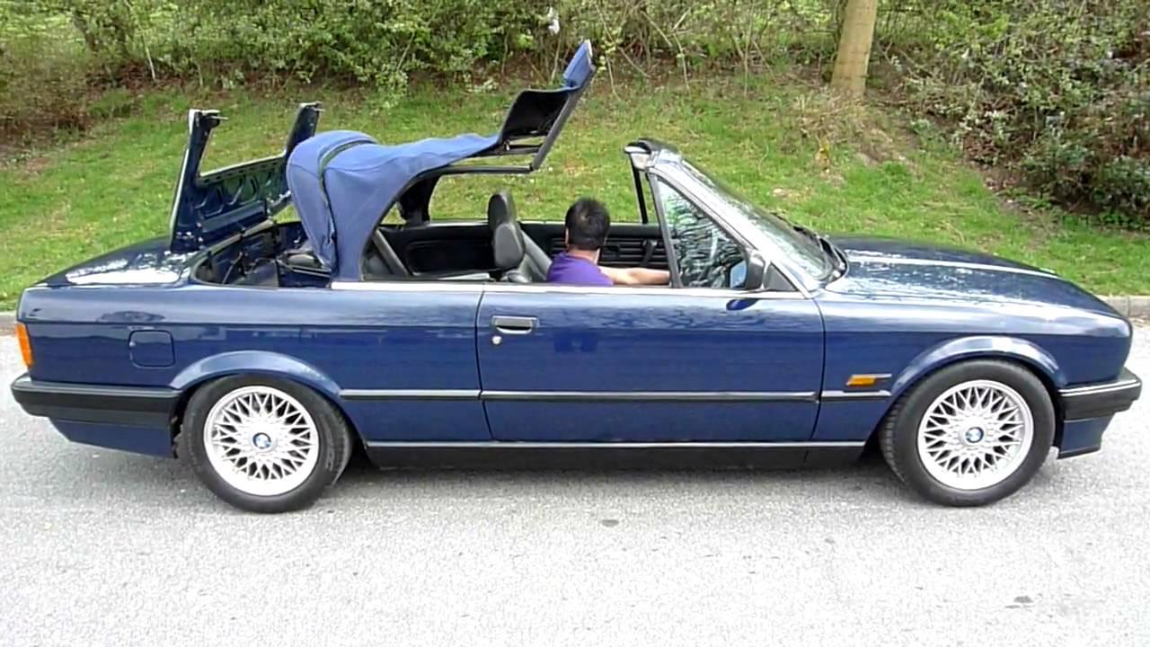 BMW M3 I (E30) 1986 - 1991 Cabriolet #2