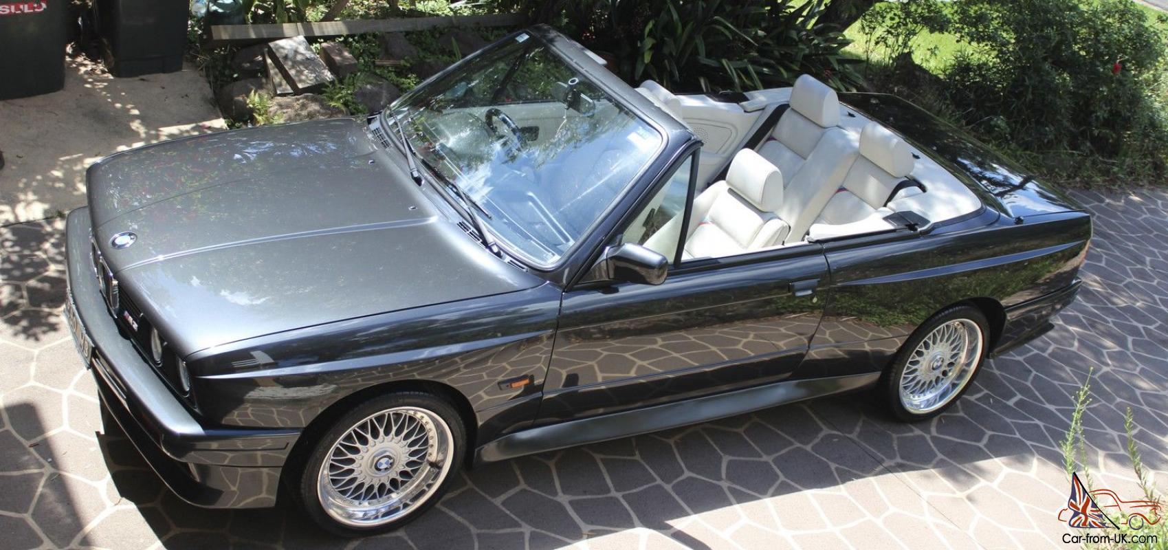 BMW M3 I (E30) 1986 - 1991 Cabriolet #5