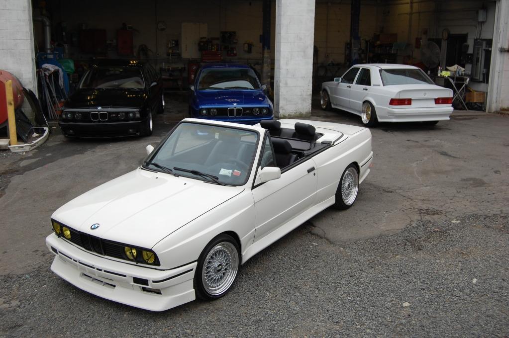 BMW M3 I (E30) 1986 - 1991 Cabriolet #4