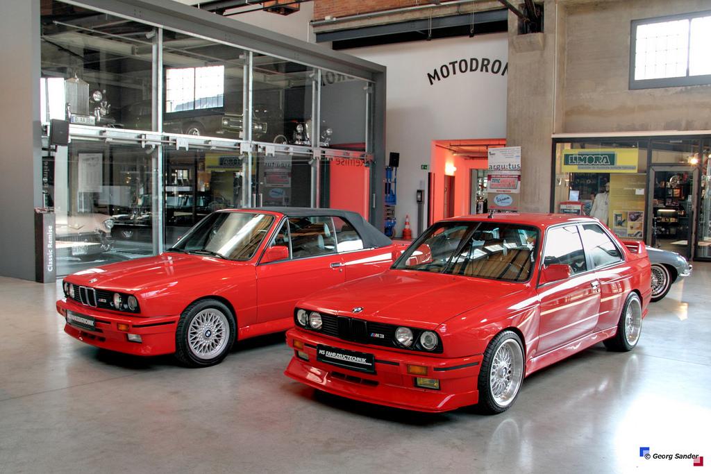 BMW M3 I (E30) 1986 - 1991 Cabriolet #8