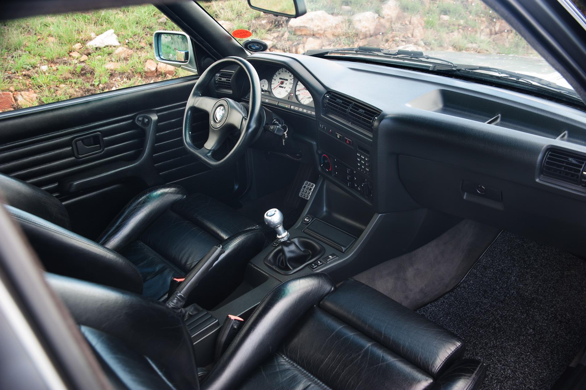 BMW M3 I (E30) 1986 - 1991 Cabriolet #3