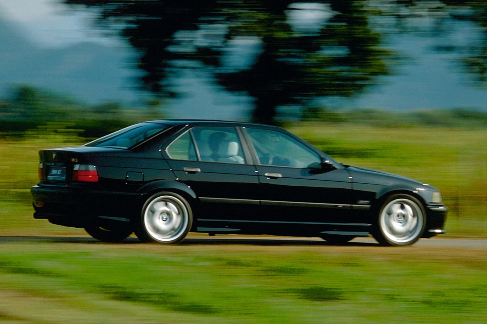 BMW M3 II (E36) 1992 - 1999 Sedan #4