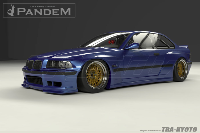 BMW M3 II (E36) 1992 - 1999 Coupe :: OUTSTANDING CARS