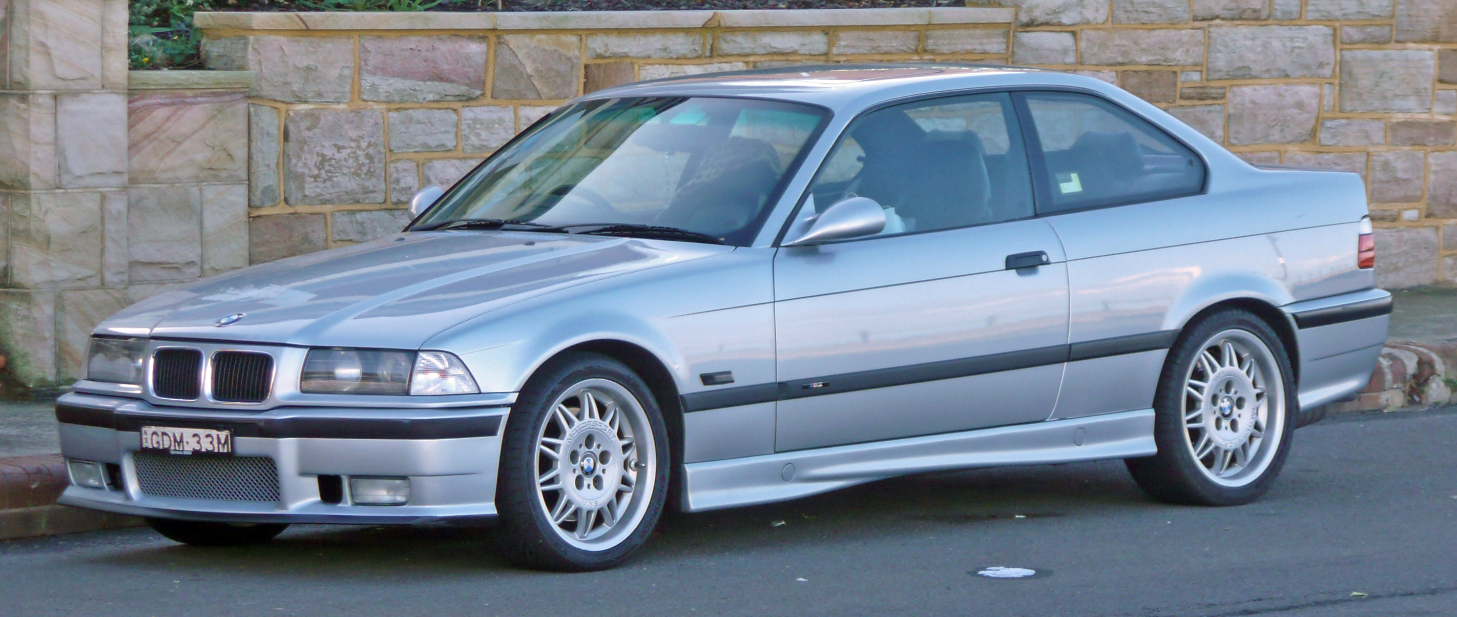 BMW M3 II (E36) 1992 - 1999 Sedan #3