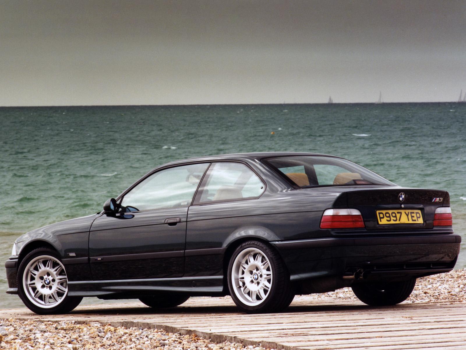 BMW M3 II (E36) 1992 - 1999 Sedan #5
