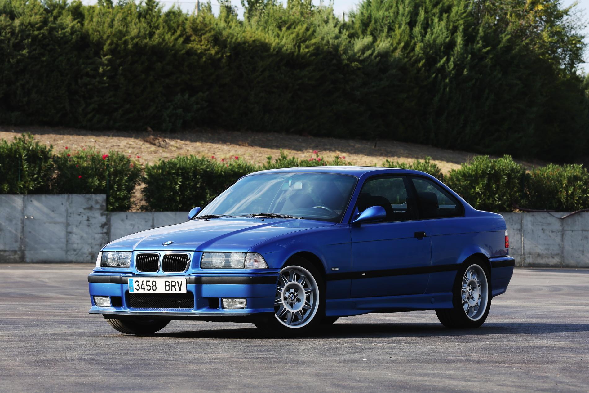 BMW M3 II (E36) 1992 - 1999 Sedan #1