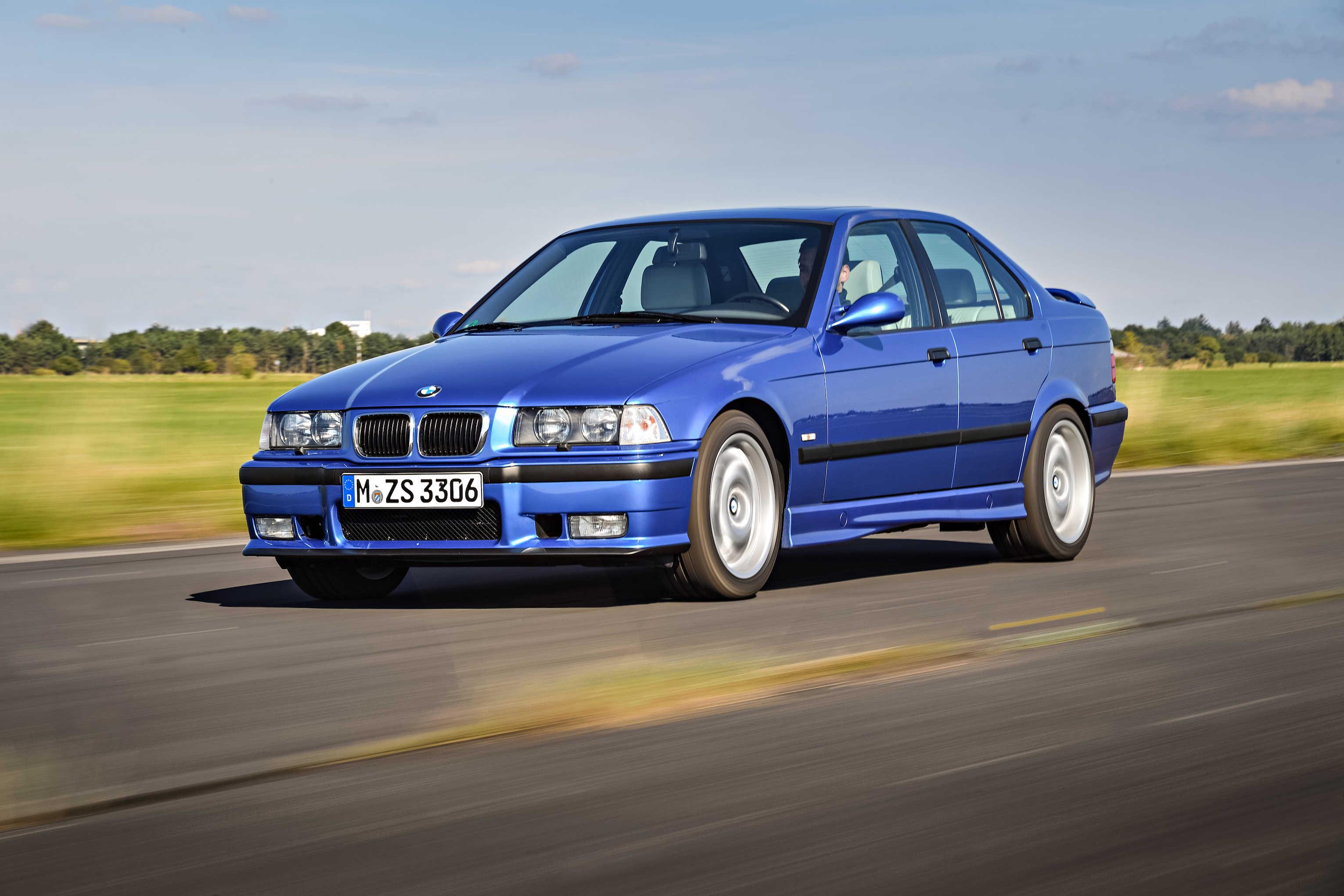 BMW M3 II (E36) 1992 - 1999 Sedan #2