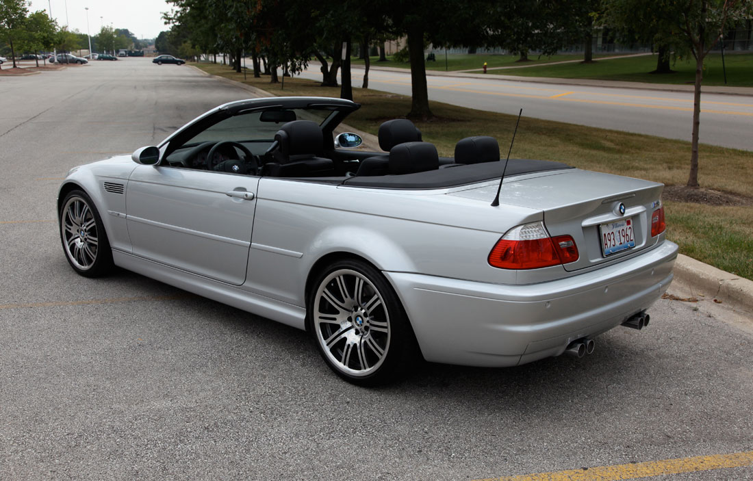 bmw m3 iii e46 2000 2006 cabriolet outstanding cars. Black Bedroom Furniture Sets. Home Design Ideas