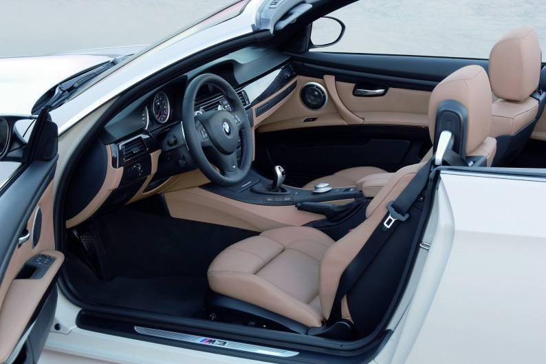 BMW M3 IV (E90) 2007 - 2013 Cabriolet #4