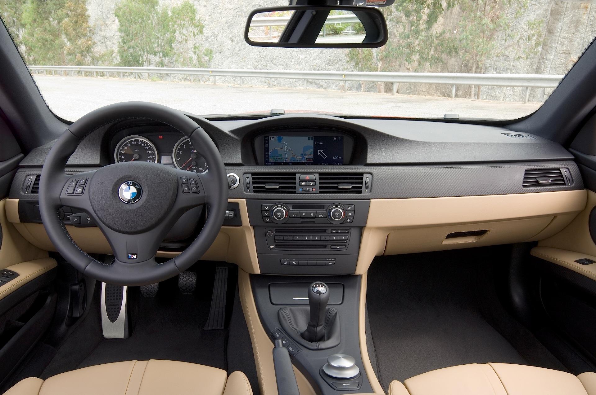 BMW M3 IV (E90) 2007 - 2013 Cabriolet #3