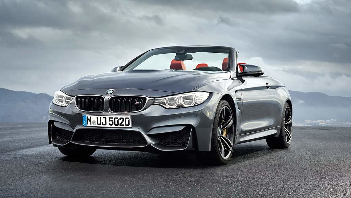 BMW M4 F82/F83 2014 - now Cabriolet #8