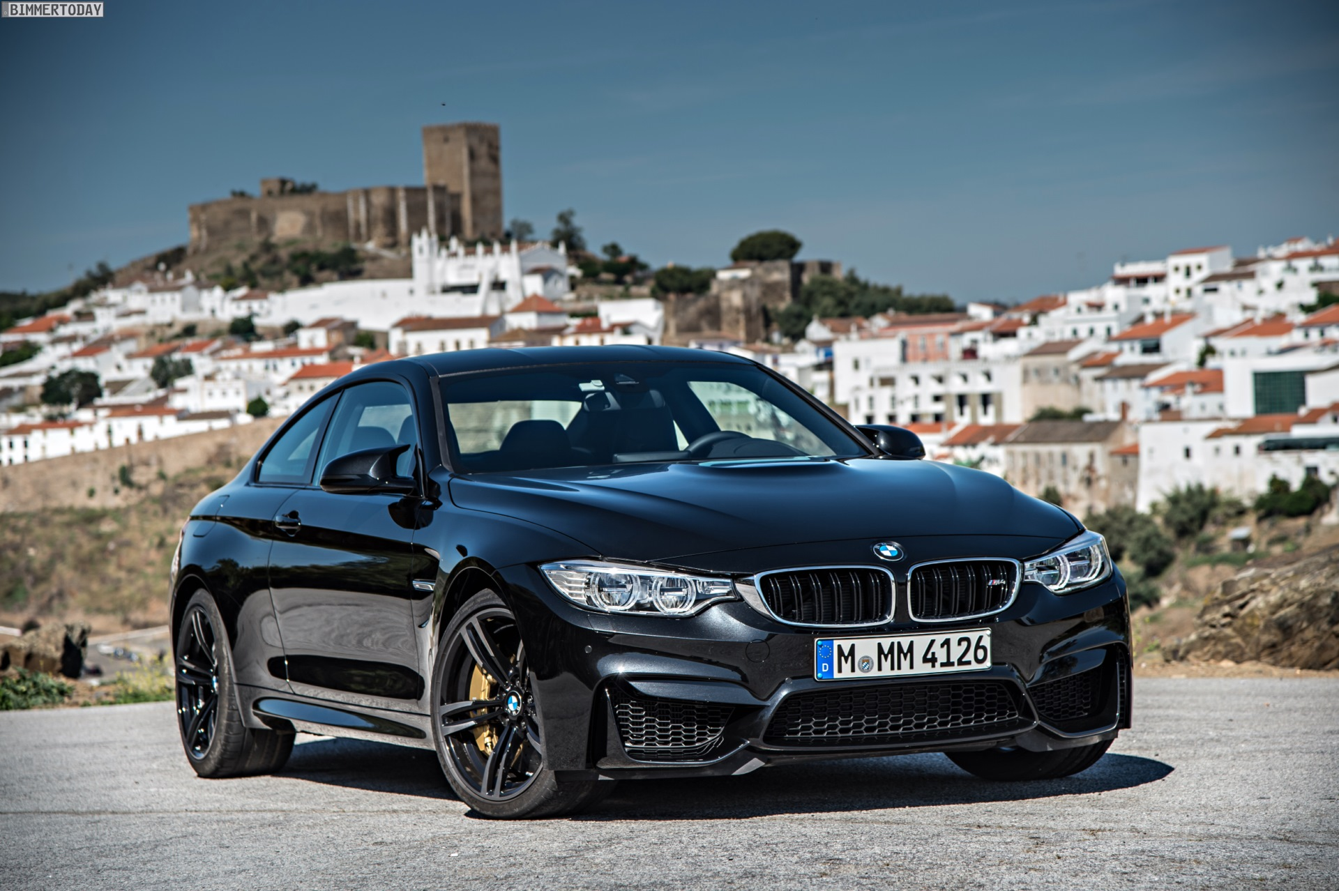 BMW M4 F82/F83 2014 - now Cabriolet #6