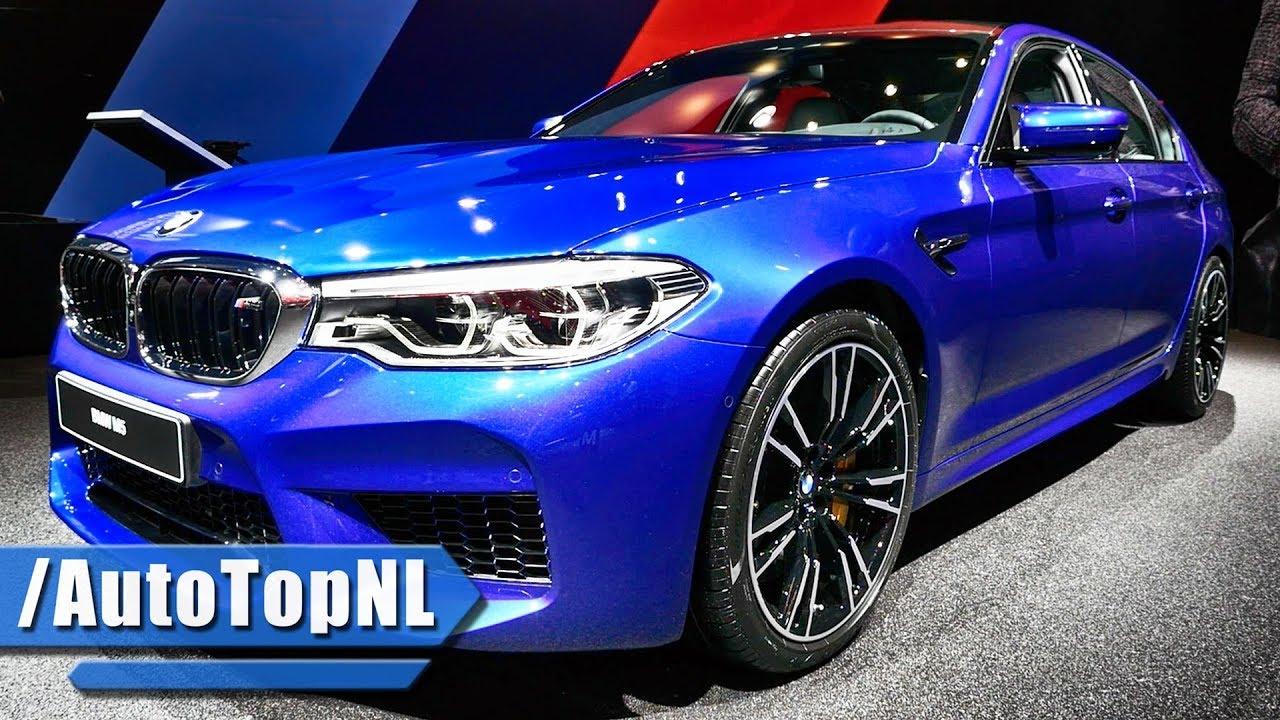 BMW M5 VI (F90) 2017 - now Sedan #3