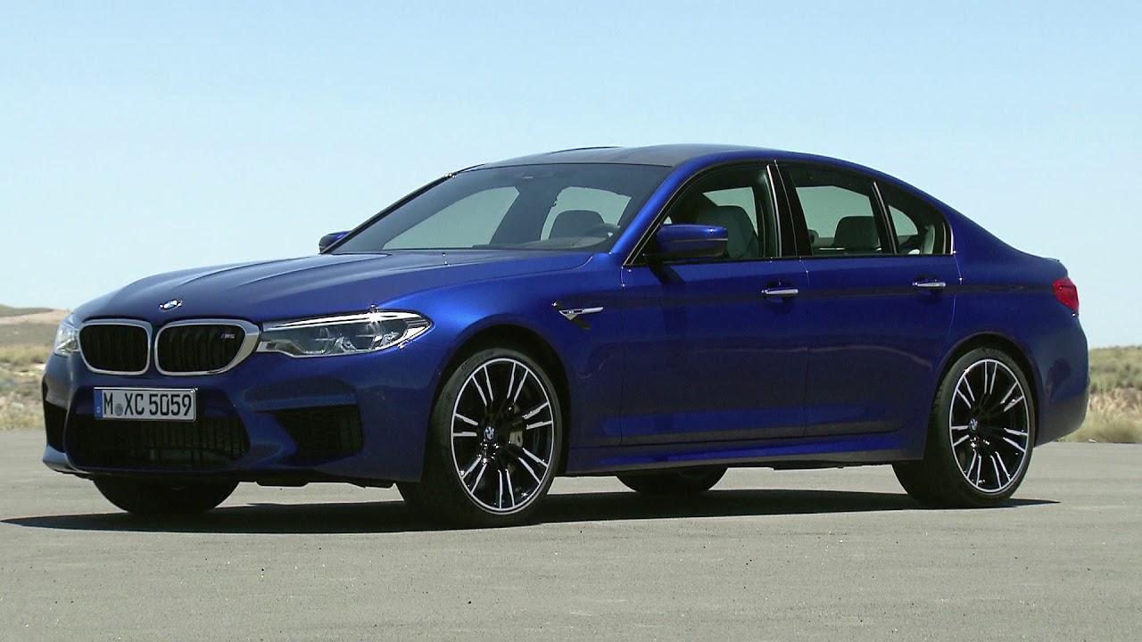 BMW M5 VI (F90) 2017 - now Sedan #4
