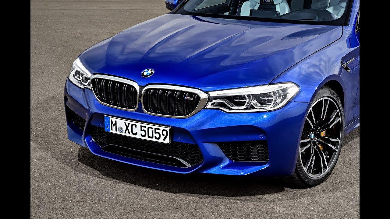 BMW M5 VI (F90) 2017 - now Sedan #2