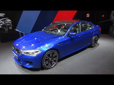 BMW M5 VI (F90) 2017 - now Sedan #1