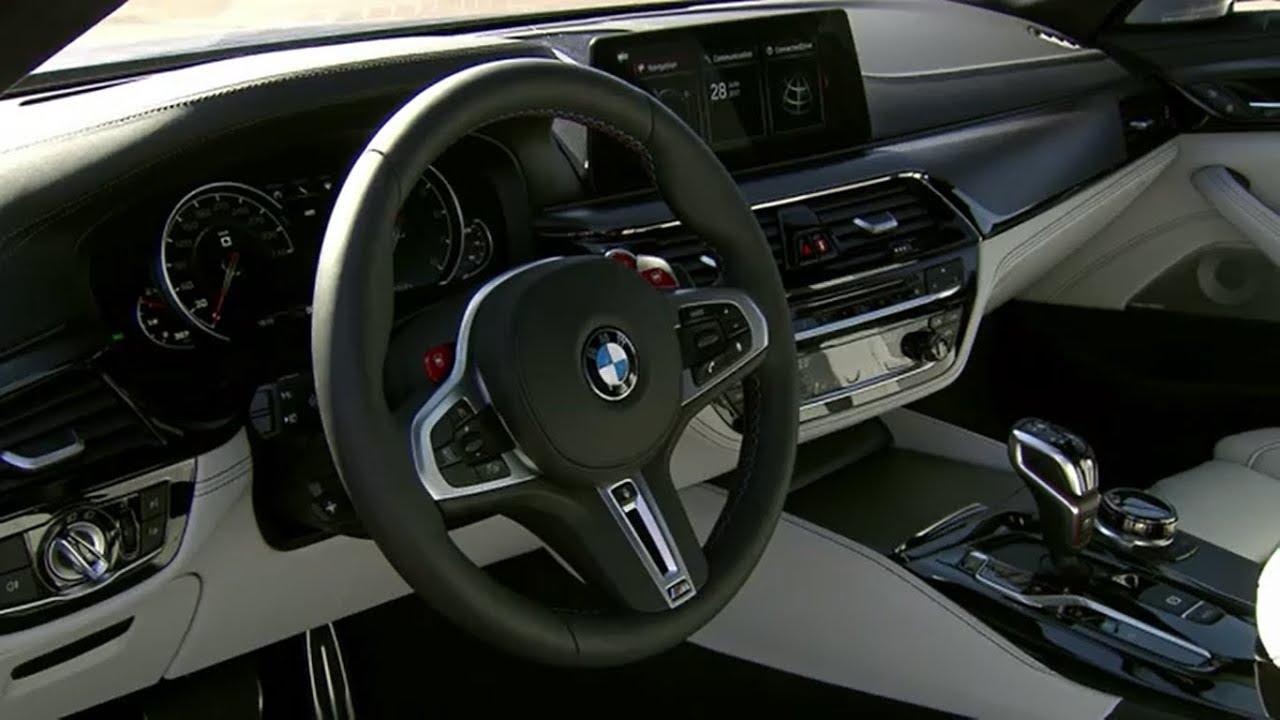 BMW M5 VI (F90) 2017 - now Sedan #8