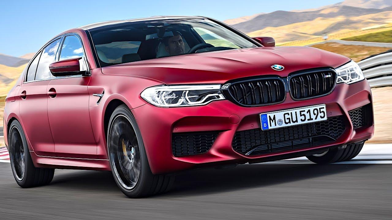 BMW M5 VI (F90) 2017 - now Sedan #7