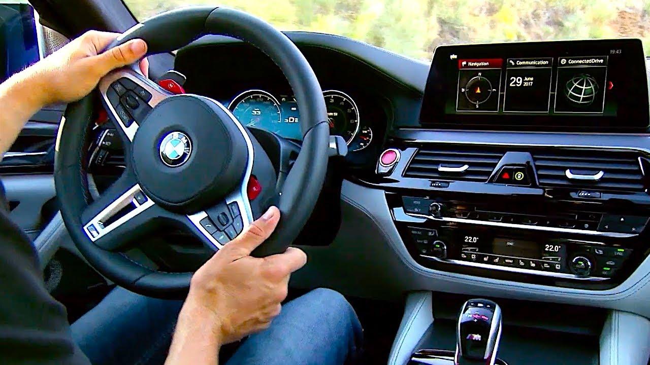 BMW M5 VI (F90) 2017 - now Sedan #5