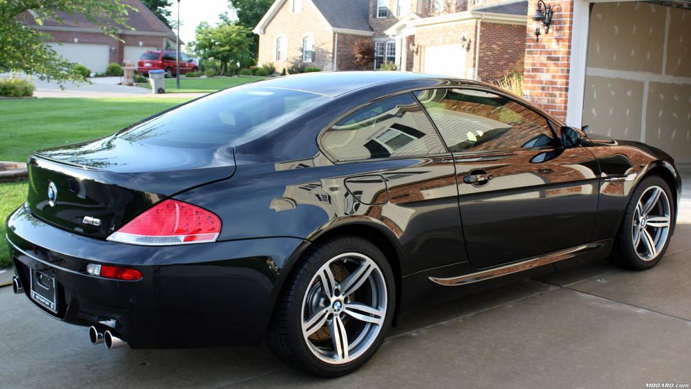 BMW M6 II (E63/E64) 2005 - 2010 Coupe :: OUTSTANDING CARS