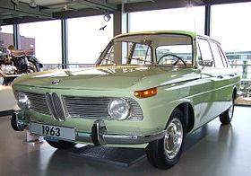 BMW New Class 1500 1962 - 1964 Sedan #3