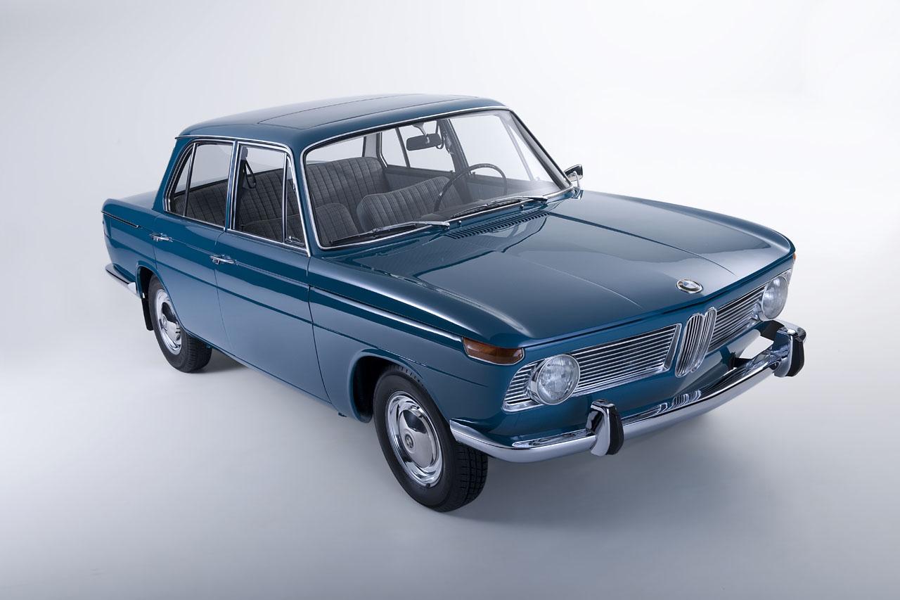 BMW New Class 1500 1962 - 1964 Sedan #4