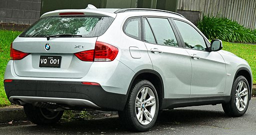 BMW X1 I (E84) 2009 - 2012 SUV 5 door #6